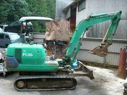Used KOMATSU PC25-1 Excavator