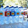 customized water bottle pvc label sticker
