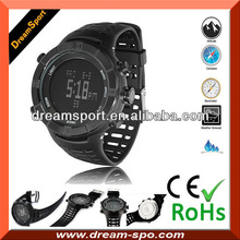 2013 best selling altimeter watch adventure depth watch for mountaining hiking