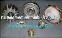 Aluminum part cnc works