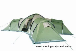 Heating and Air Conditioning for Tents and Camping