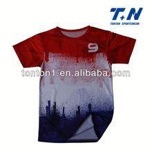 thailand quality wholesale training football plain