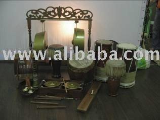 Alat Muzik Wayang Kulit