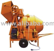 Concrete Mixer Reverse Drum