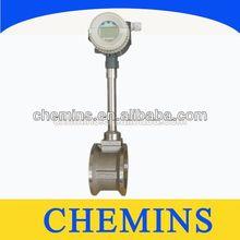 LUGB vortex flow meter water flow alarm