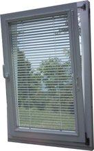 wood-aluminium windows