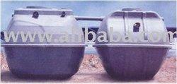 High Tech Septic Tanks for Desert Land