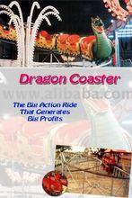 Dragon Train Amusement Rides