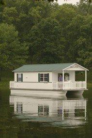 Aqua-Lodge Floating Cabin