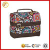 Fashion lady promotion insulated lunch bag