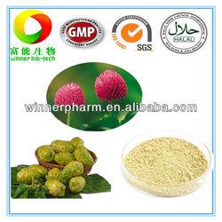 red clover extract / Isoflavones /Nelumbo nucifera Gaertn. P E