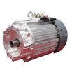 low voltage AC motor for cars