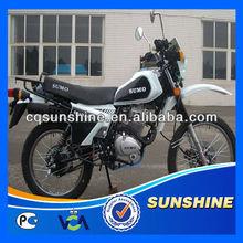 SX125GY Electric Start 4 Stroke CKD Motorbike 125CC