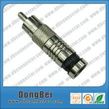 3.5mm 4-pole plug to 3 rca plug audio cable of Dongbei