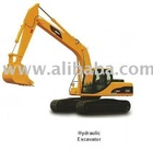 CRAWLER HYDRAULIC EXCAVATORS