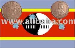 ONE LILANGENI Swaziland RARE COINS