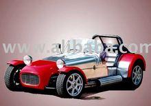 Birkin S3 Sports cars