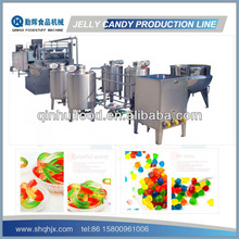 single jelly candy packaging machine