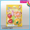 مجموعة الفواكه لعبة الفاكهة رخيصة للأطفال