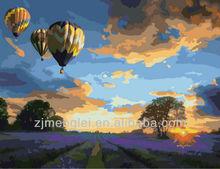 MMC053 / 50*65cm diy oil painting menglei