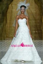 R13622 2013 Barcelona summer imported saudi arabian wedding dresses