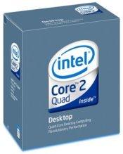 Intel CPUs BOX