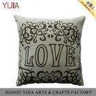 Love printed cushion/pillow/cushion cover