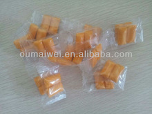 granulation counter pillow packing machine candy packaging
