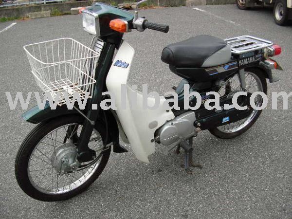Yamaha V50 (MATE) Motorcycle