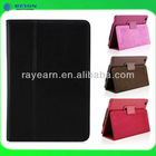 Fashion book Style Stand Flip Smart Leather Wallet Case for iPad Mini