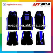 College team Sleeveless basketball jersey
