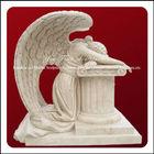 Beautiful Marble Excellent Angel Heart Tombstones