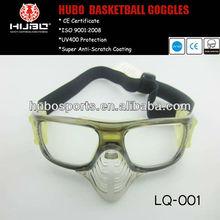 Fashion safety protective eyewear basketball