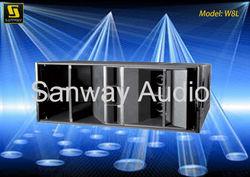 W8L Longbow Line Array Sound Systems Speaker