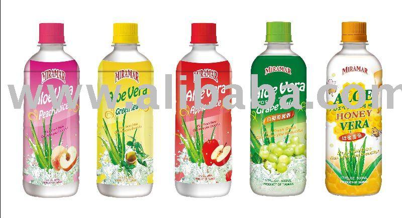 Aloe Vera Juice with Pulp in
