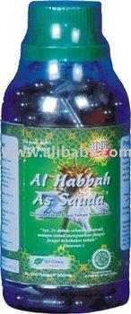Al Habbah As Sauda 200 Kapsul