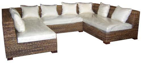 u shape sofa. Black Bedroom Furniture Sets. Home Design Ideas