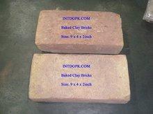 Fired Clay Bricks ( Hand Made )