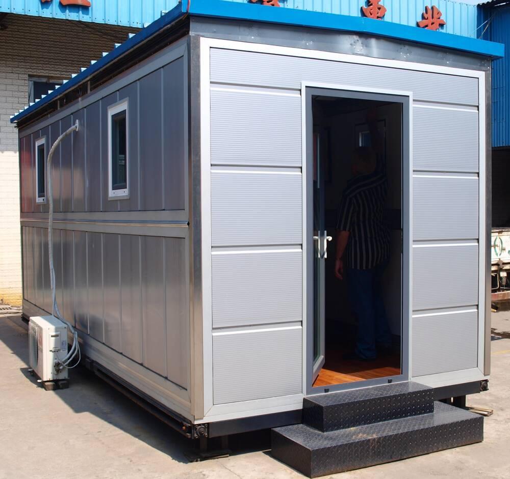 Automatic Emergency Shelter