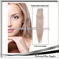 2014 mais nova moda do cabelo humano da peruca, extensões de cabelo humano peruca loira de cabelo curto