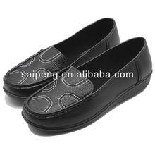 2013 woman fashion flat shoes