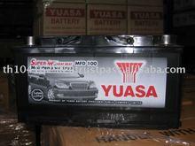 MF 60038 12vlt 100Ah MF auto battery