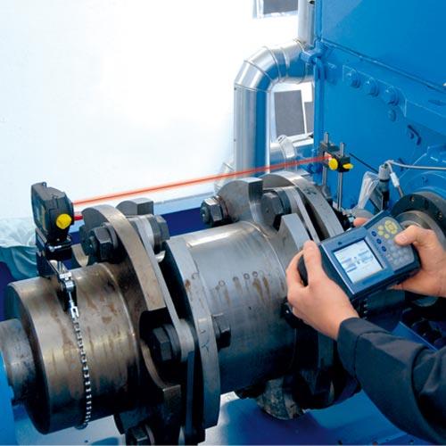 Pruftechnik Laser Alignment Condition Monitoring