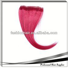 2014 wholesale fashion hair extension,Hair accessory hair extensions salon OEM