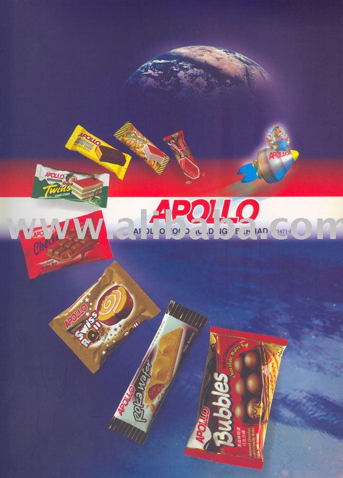 Apollo Wafer Cake