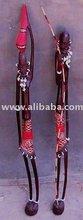 Maasai artesanías de esculturas, estatua, esculturas, figuras de