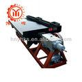 equipamentos de mineração mesa vibratória com a norma iso para venda