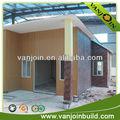 construção rápida de poupança de energia turnkey resort