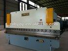cnc hydraulic steel metal bender/press brake 2000mm 2500mm 3200mm 4000mm