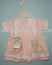Ref. 0124 Tull Set Baby clothes